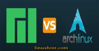 manjaro vs arch linux