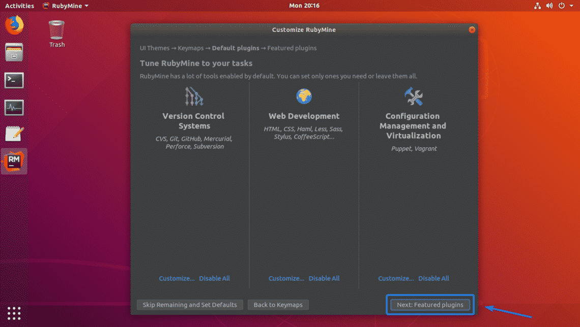 How to Install Jetbrains RubyMine Ruby IDE on Ubuntu – Linux