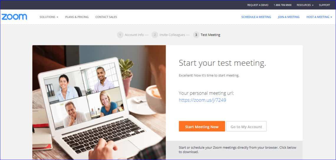 zoom meeting download for ubuntu