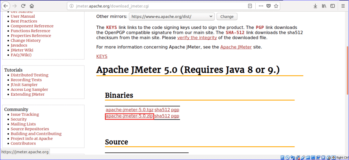 How to install Apache JMeter in Ubuntu – Linux Hint