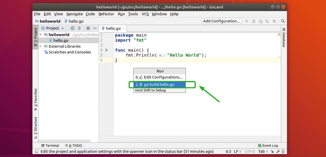 Install Jetbrains GoLand Go IDE on Ubuntu – Linux Hint