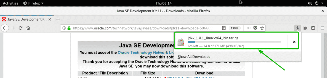 Download and setup instructions for sun java version 1. 6. 0_05 to.