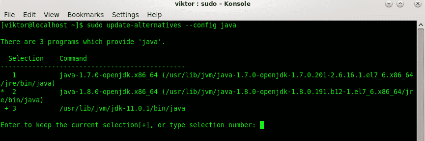CentOS Install OpenJDK – Linux Hint