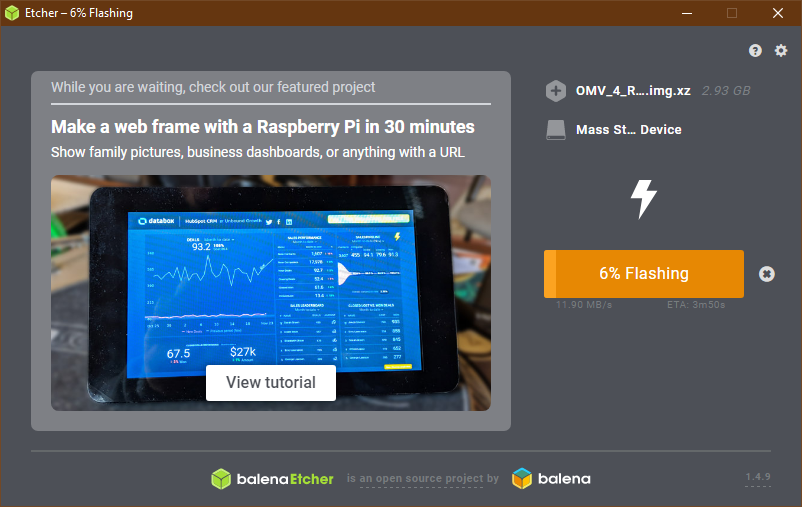 Setup OpenMediaVault on Raspberry Pi 3 – Linux Hint