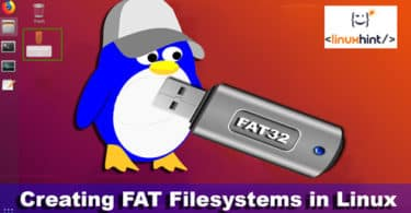 Creating FAT Filesystems in Linux