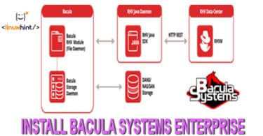 INSTALL-BACULA SYSTEMS ENTERPRISE