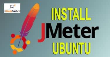 install Apache JMeter in Ubuntu