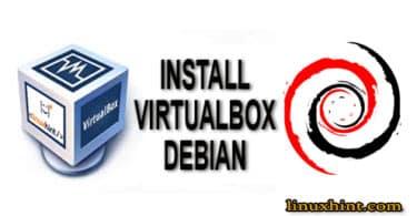 Install VirtualBox 6.0 on Debian