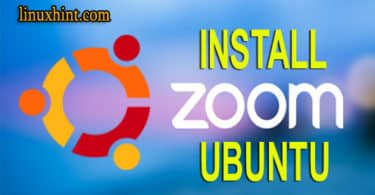 install Zoom in Ubuntu