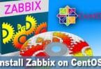 Install Zabbix on CentOS