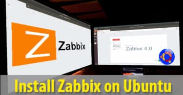 Install Zabbix on Ubuntu