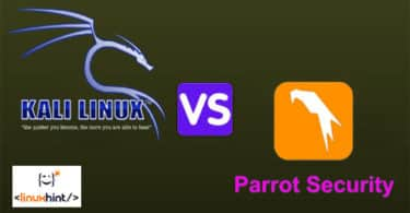 Kali linux vs Parrot Security OS