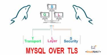 mysql over tls