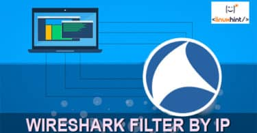 WIRESHARK FILTER BY IP