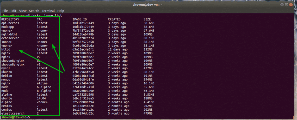 How to Delete Docker Images – Linux Hint