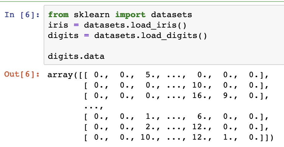 Machine Learning Tutorial with Scikit-learn – Linux Hint