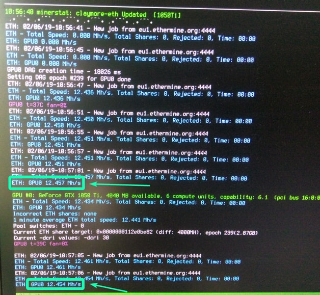 How to Install Mining OS and Mine Crypto Currencies – Linux Hint