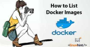 How to List Docker Images