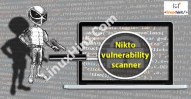 Nikto vulnerability scanner