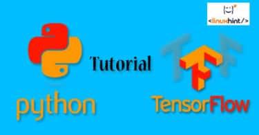 Python Tensorflow Tutorial