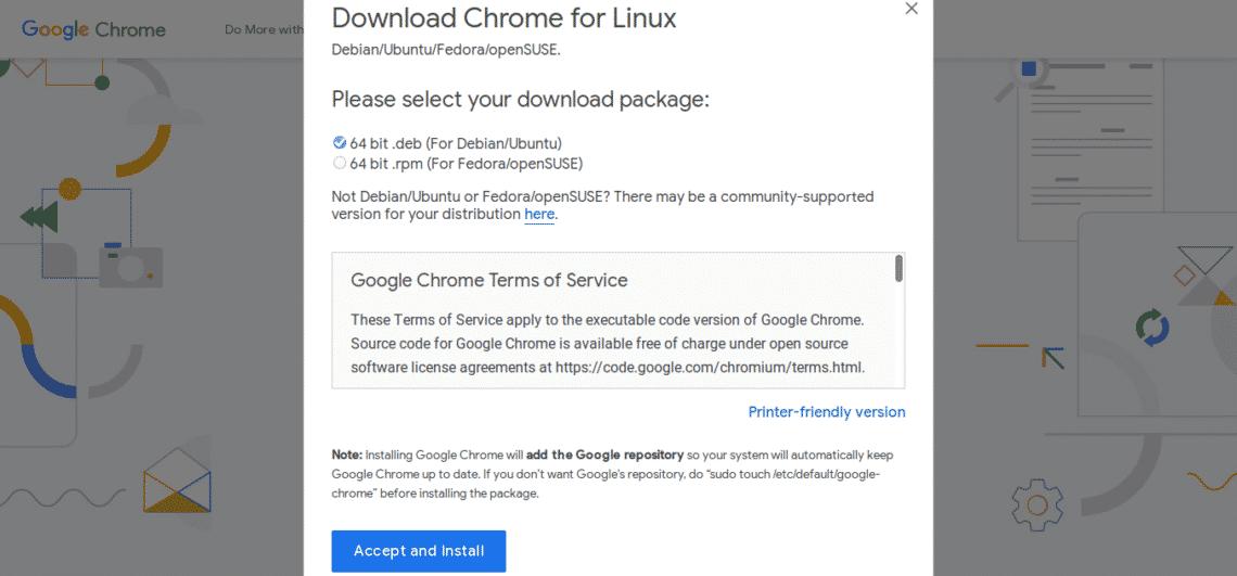 Install Google Chrome on elementary OS – Linux Hint