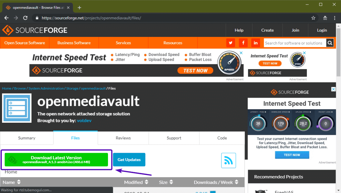 How to Install OpenMediaVault NAS Operating System – Linux Hint