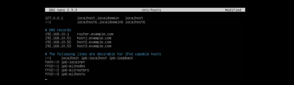 How to Configure dnsmasq on Ubuntu Server 18 04 LTS – Linux Hint