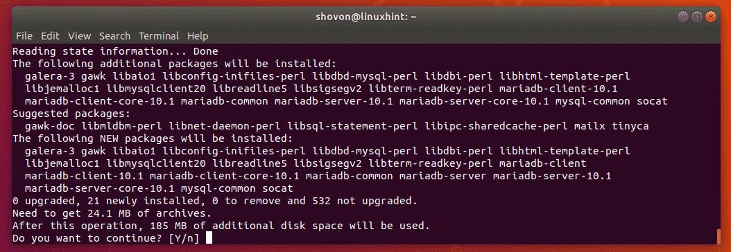 How to Change MySQL/MariaDB Data Directory on Ubuntu – Linux