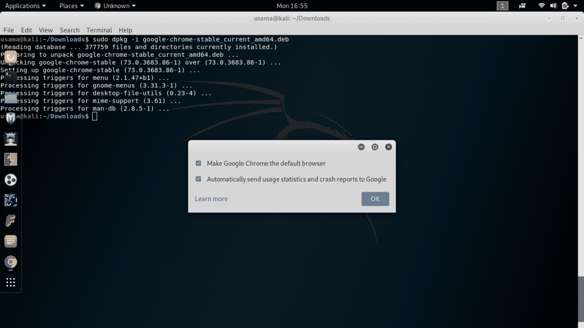 How to Add a non-Root User to Kali Linux – Linux Hint