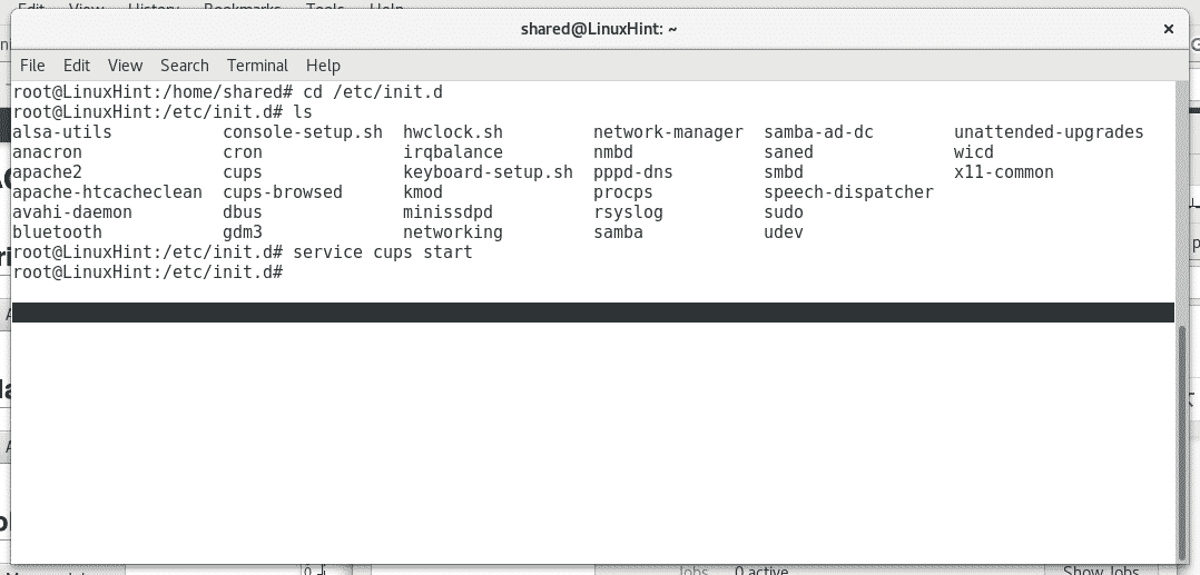 Installing network printers under Linux – Linux Hint