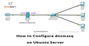 How to Configure dnsmasq on Ubuntu Server