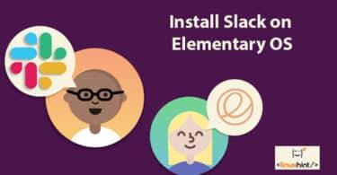 Install Slack on elementary OS