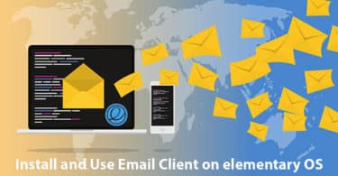 Install and Use Email Client on elementary OS