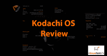Kodachi OS Review