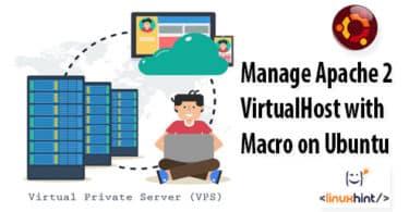 Manage Apache 2 VirtualHost with Macro on Ubuntu