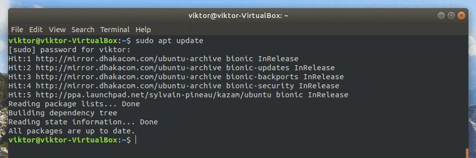Install Arc GTK Theme on Ubuntu – Linux Hint