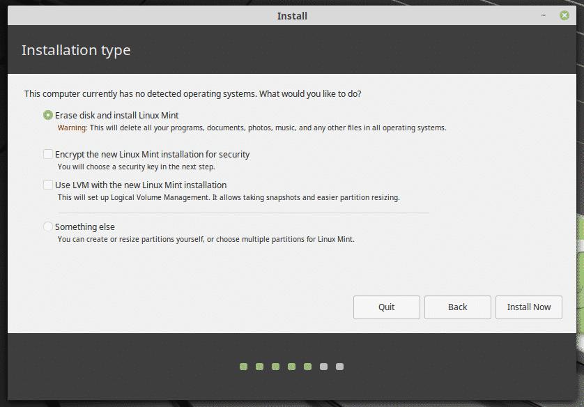 Install Linux Mint Cinnamon – Linux Hint