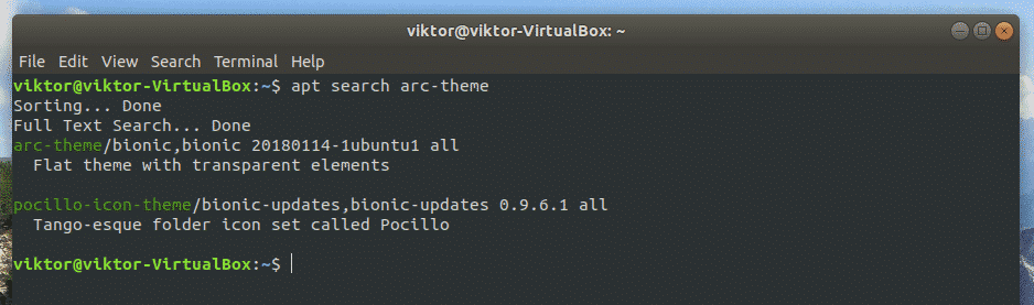 Install Arc GTK Theme on Ubuntu – Linux Hint