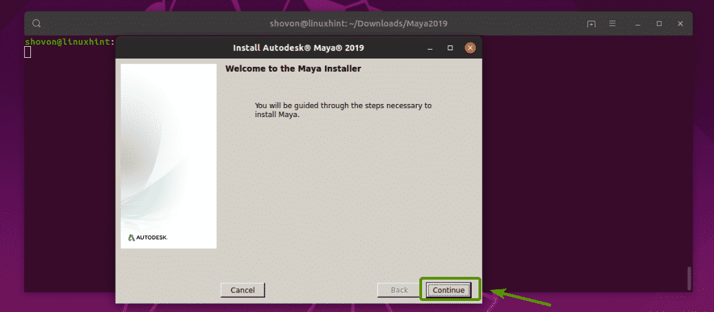 How to Install Autodesk Maya 2019 on Ubuntu 19 04 using