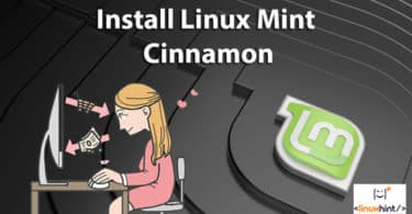 Install Linux Mint Cinnamon