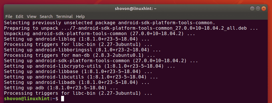 How to Install and Use Anbox Android Emulator on Ubuntu – Linux Hint