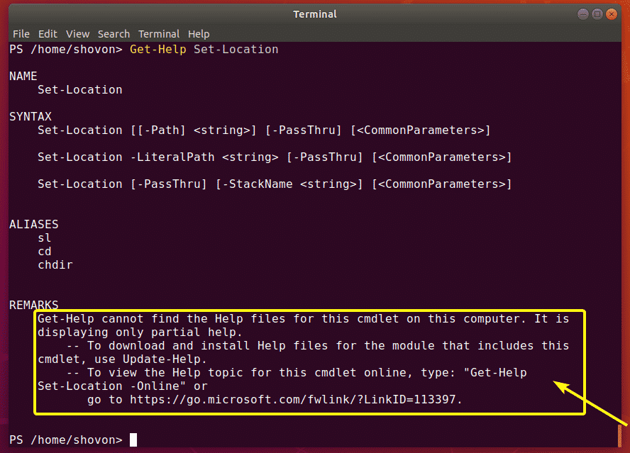 Install and Get Started with PowerShell on Ubuntu – Linux Hint