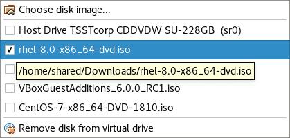 Install RHEL8 on Virtual Box – Linux Hint