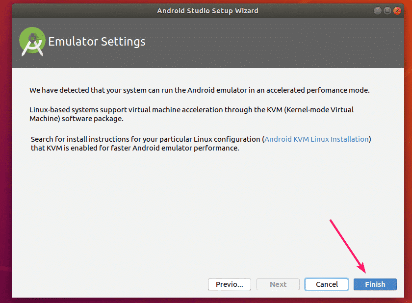 Setup VMware for Developing Android Apps with Android Studio