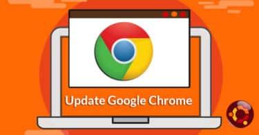 How to Update Google Chrome on Ubuntu?