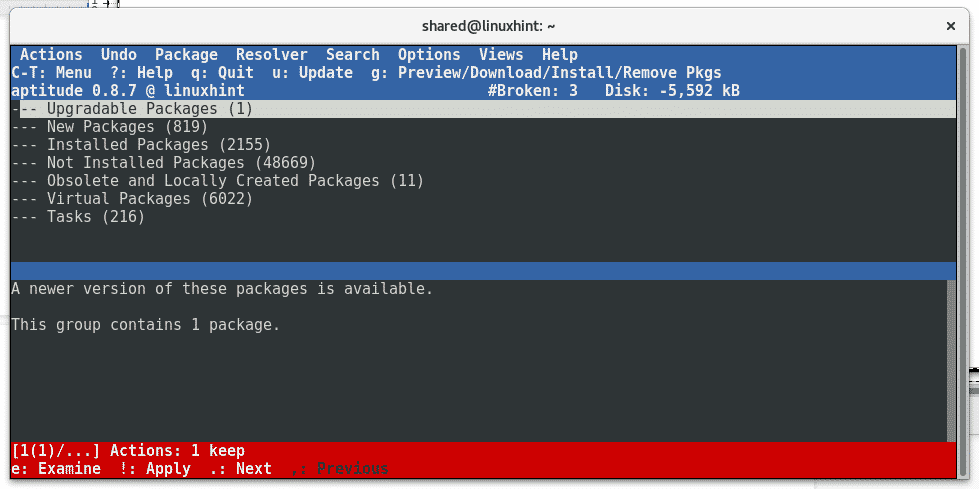 All about the debian package managers: dpkg, apt and aptitude