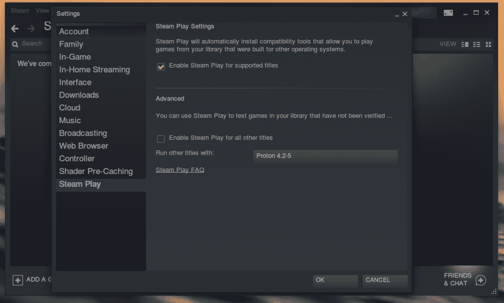 How to Install and Use Steam on Arch Linux – Linux Hint