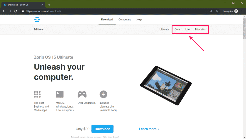 Zorin OS 15 Easy Installation Guide   - YouTube