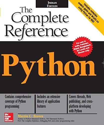 Best 50 Python Books for Programmers with All Skill Sets