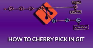 How to Cherry Pick in Git